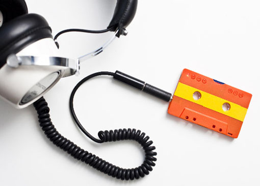 Dadahack TAP3 MP3 Player And Cassette Tape Combo