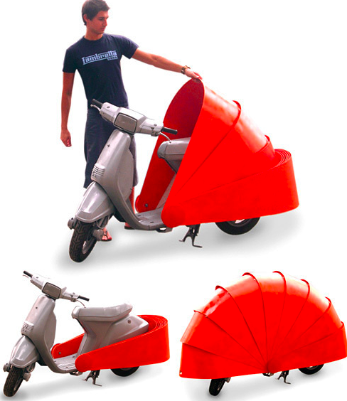 Scooter Armadillo