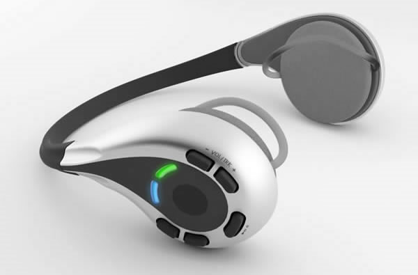 Mi-Sport MP3 Player Headphones