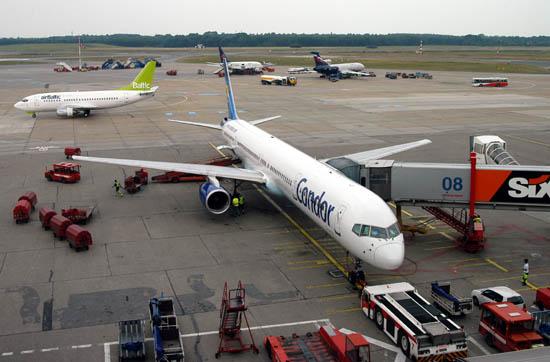 Flugverbot Aschewolke Logistik