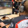 Mittendrin im Gaming-Paradies: Sennheiser stattet Profi-Gamer mit Headsets auf der Cebit aus